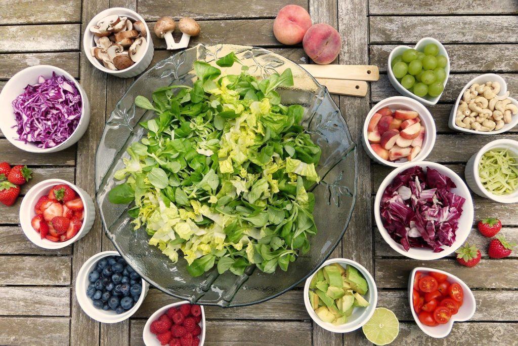 【Day734】今日の体重とご飯のメニュー+運動の結果